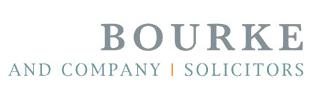 Bourke Solicitors Old Logo
