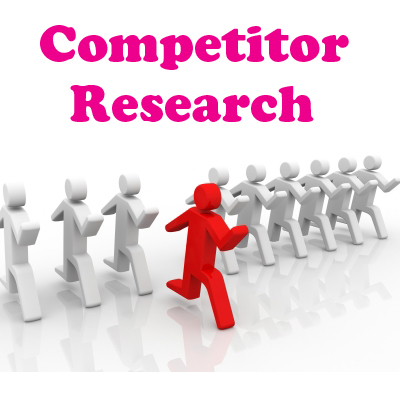 Digital Marketing Strategy - Competitor Research Phase