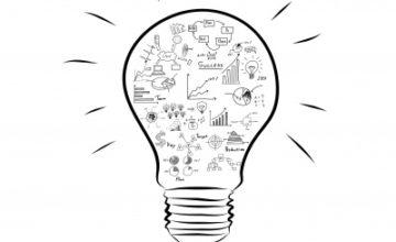 content lightbulb