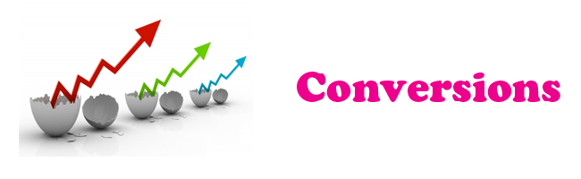 Conversions Banner Image