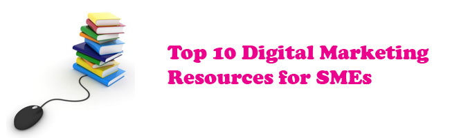 Top 10 Digital Marketing Resources for SMEs