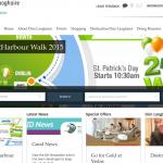 Web Development for www.dunlaoghaire.ie