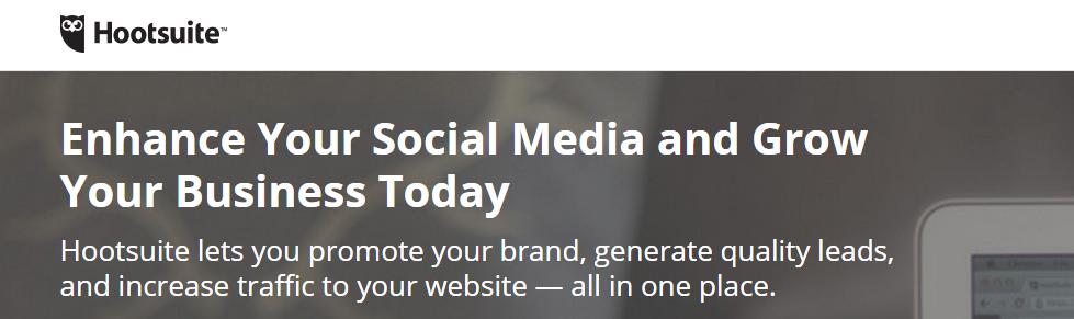 Managing Social Media Marketing Via Hootsuite