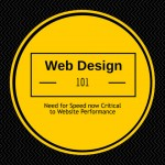 Web Design 101 Need for Speed now Critical to Website Performance